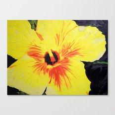 Hawaiian Hunch Canvas Print