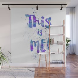 This is me! Wall Mural