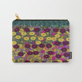 Floral Dancing In the air Carry-All Pouch