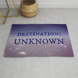 Destination: Unknown Rug