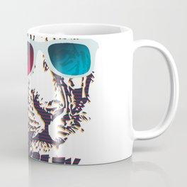 Crazy Tiger Coffee Mug