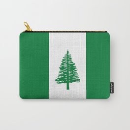 flag of norfolk Carry-All Pouch