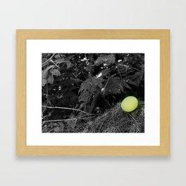 Glwoing Framed Art Print