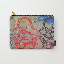 YOSEMITE SAM GRAFFITI Carry-All Pouch