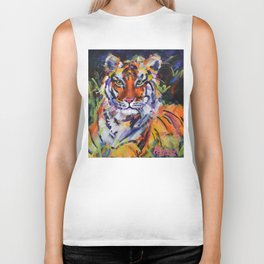 Beautiful Bengal Biker Tank