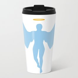 Angel Metal Travel Mug
