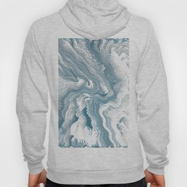 Abstract pattern 222 Hoody