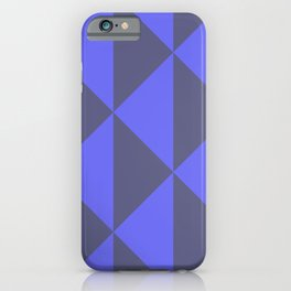 Triangle Melee iPhone Case
