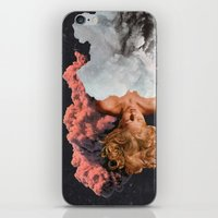 dreamer iPhone & iPod Skins featuring DREAMER by Beth Hoeckel