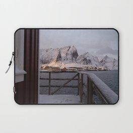 Morning in Lofoten Laptop Sleeve