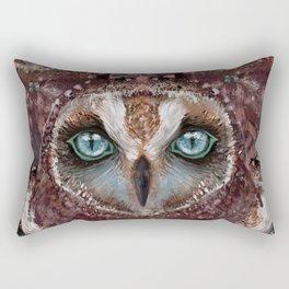 Owl Dream Catcher Rectangular Pillow