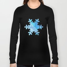 Peaceful Winter Day Long Sleeve T-shirt