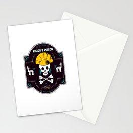 Llama Poison Stationery Cards