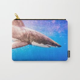GreatWhiteShark-7 Carry-All Pouch