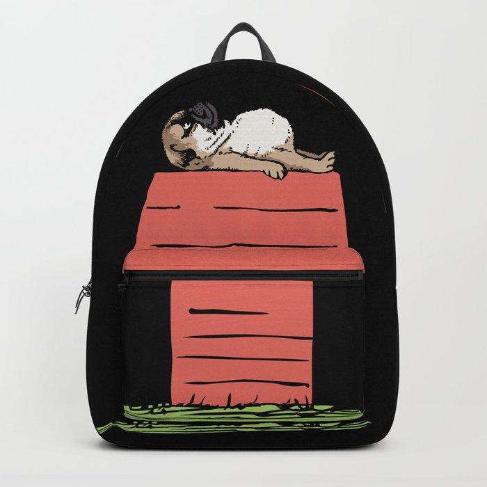 PUG HOUSE Backpack