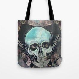 Love & death Tote Bag
