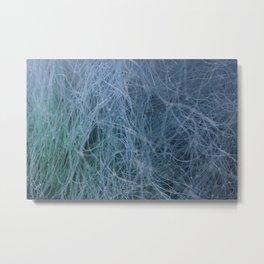 Fishnets Metal Print