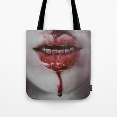 Blooood Tote Bag