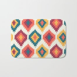 Summer Fiesta Bath Mat