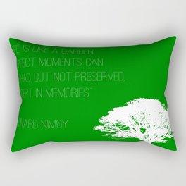 Lived Long and Prospered Rectangular Pillow