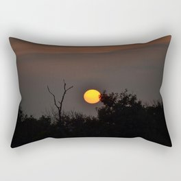 The Music of the Night Rectangular Pillow