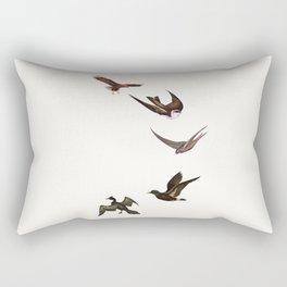 Holding Pattern Rectangular Pillow