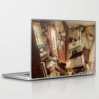 kitchen Laptop & iPad Skins featuring Chaotic Kitchen by Shaun Lowe