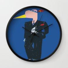 Chief Flaminggg Wall Clock