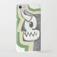 hero iPhone & iPod Cases featuring HERo by Elvis Vazquez