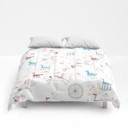 Merry-go-round Comforters