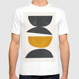 abstract minimal 23 T-shirt