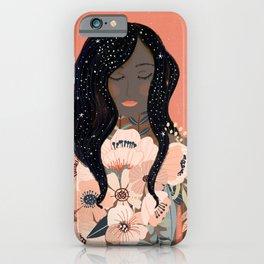 Self Love. Empower art iPhone Case