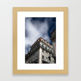 City Skies 1 Framed Art Print