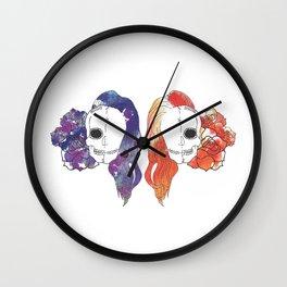 Split Image Wall Clock