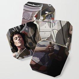 ALIEN Narcissus Coaster