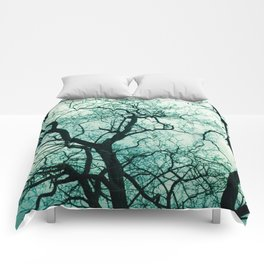 Gnarly Tree Comforters