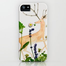 Deer Me! iPhone Case