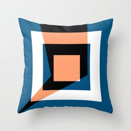 Geometric Deko - - Throw Pillow