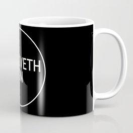 Grooveth On Coffee Mug