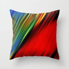 We're Hallucinating As Fast As We Can! Throw Pillow