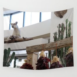 Chili and Cacti Wall Tapestry