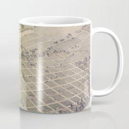 El Paso, Texas  1886 Coffee Mug