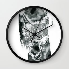 Polar Minimalism 1 Wall Clock