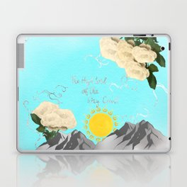 The High Lord of the Day Court (ACOMAF) Laptop & iPad Skin