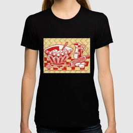 Mixing Up Something Good In The Kitchen T-shirt