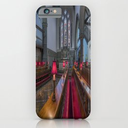 Choir Hymns iPhone Case