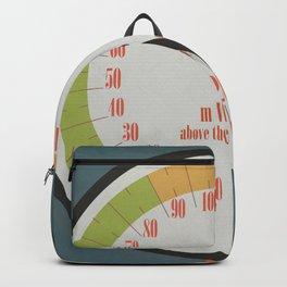 Das Boot, U-boot 96, alternative movie poster, minimal film playbill Backpack