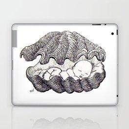 Sleeping baby Laptop & iPad Skin