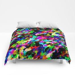 Cartoon Chaos Pattern Comforters