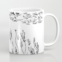 the ocean Coffee Mug